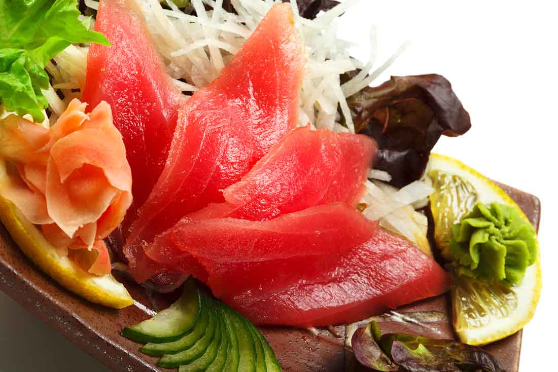 Low carb foods high in vitamin D - tuna