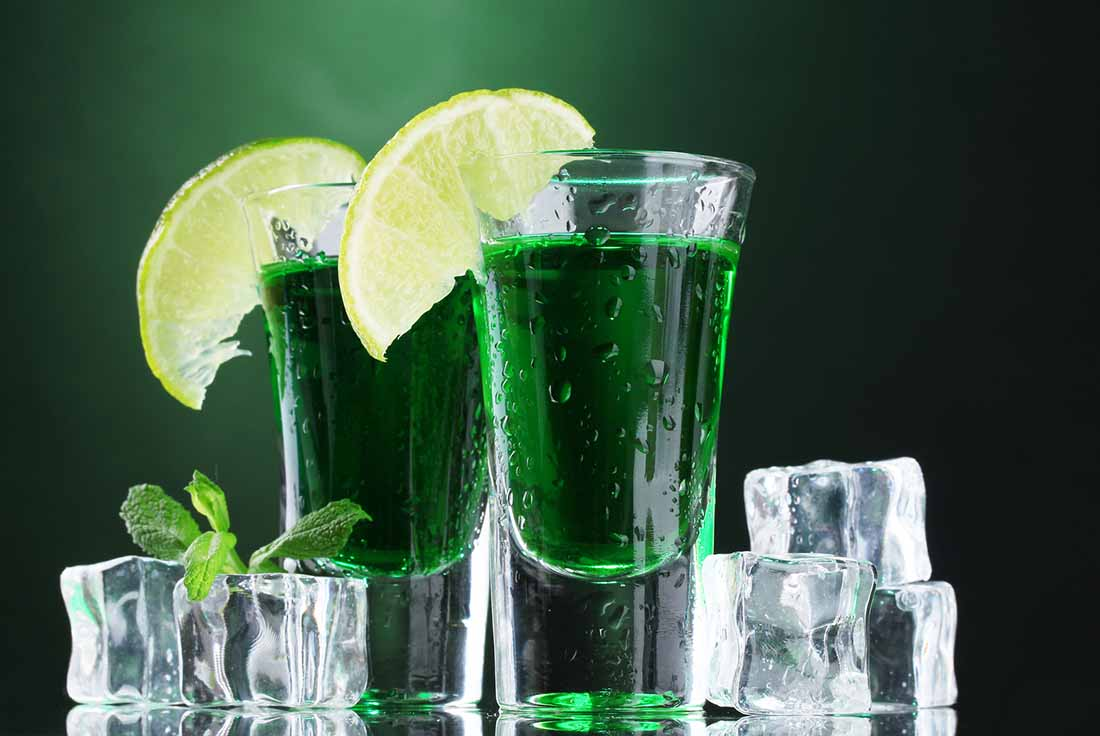 Absinthe - A No Carb Alcohol