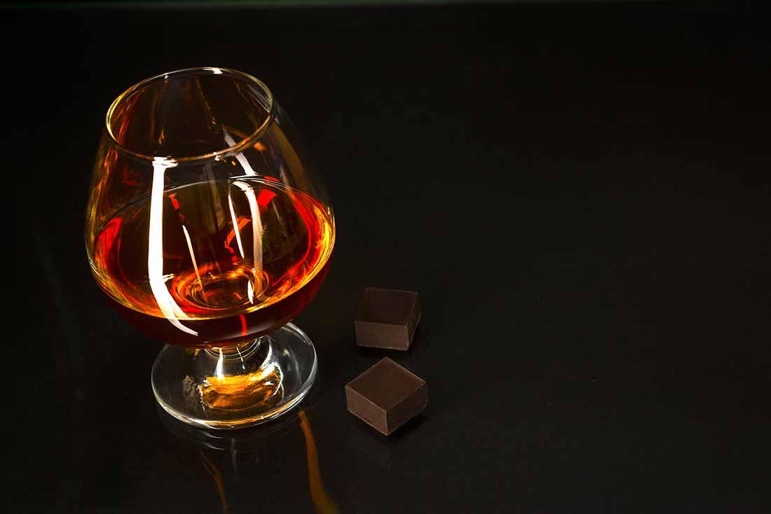 Brandy - a No Carb Alcohol