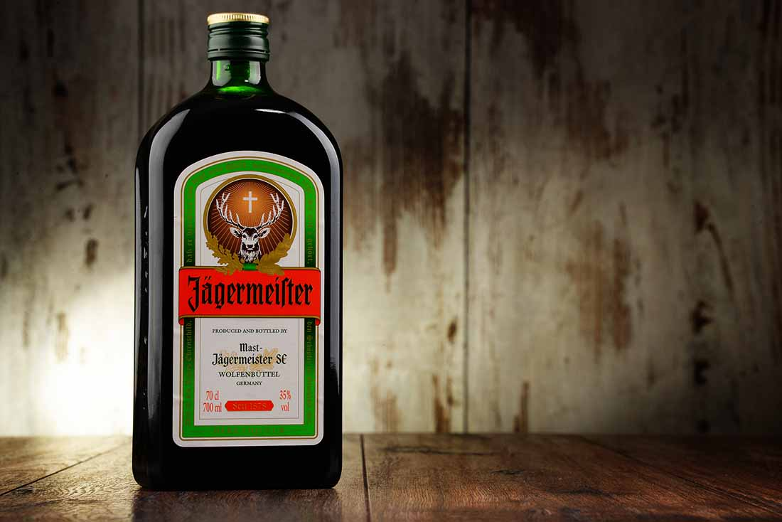 Jagermeister - a High Carb Alcohol