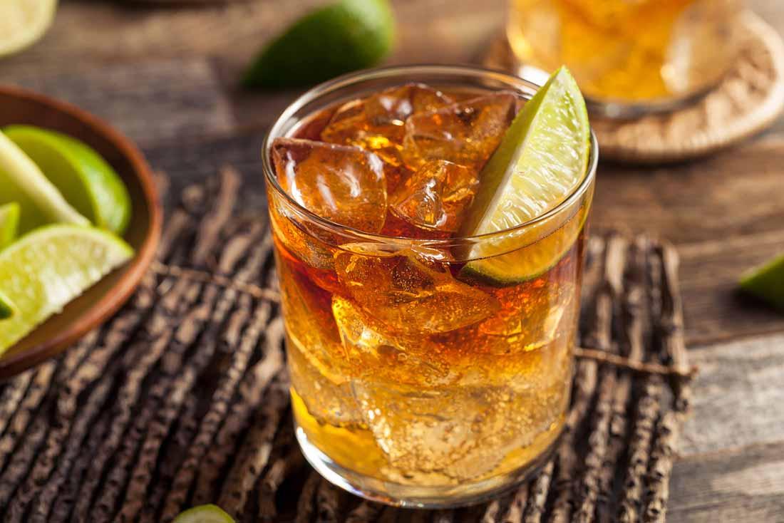 Rum - a No Carb Alcohol