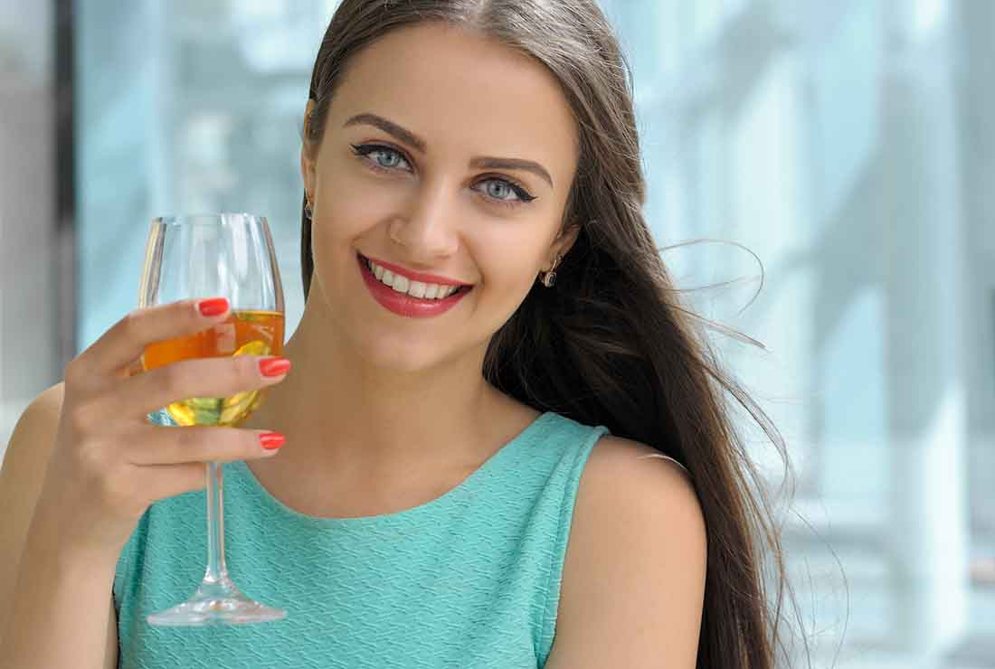 White Wine - a Low Carb Alcohol