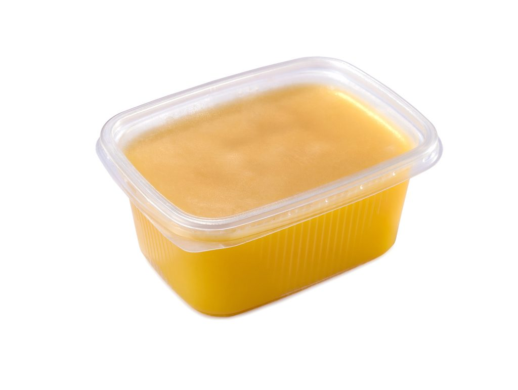 A picture of ghee