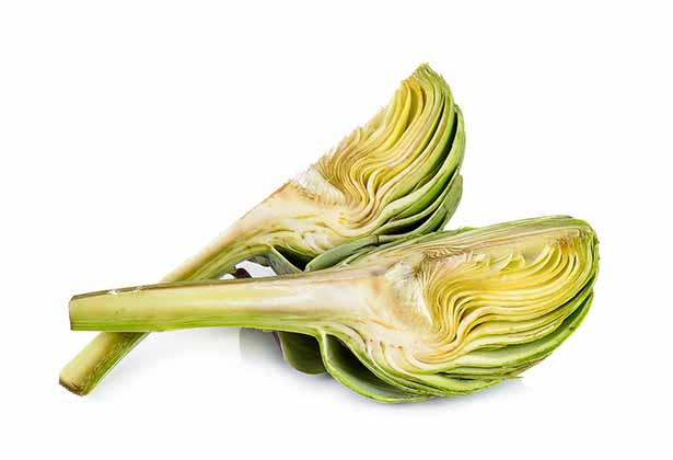 Picture of artichokes - low carb vegetables