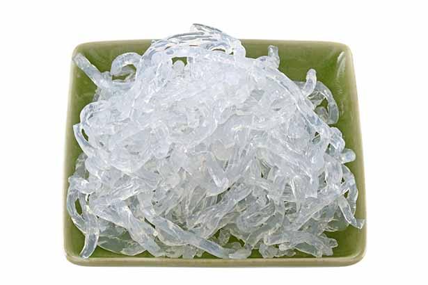 Picture of kelp noodles