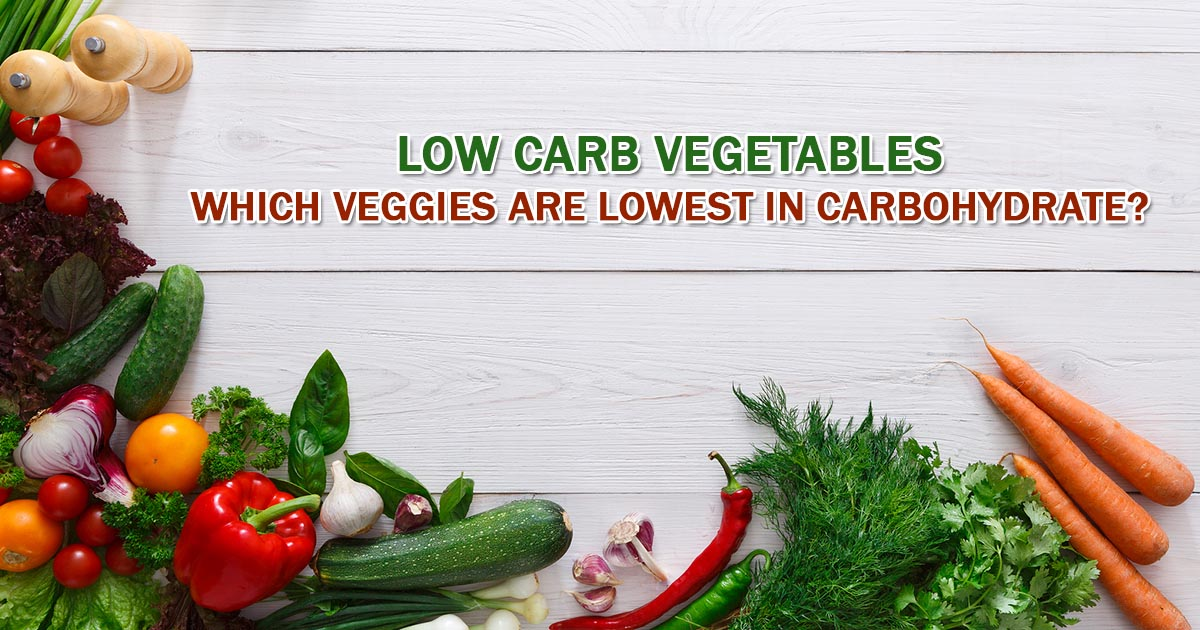 Foods That Are Low In Carbs And High In Fiber