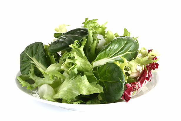 Picture of vegetables that are okay on a keto shopping list