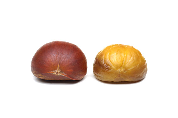 Picture of chestnuts