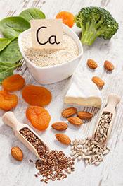 Non-Dairy Sources of Calcium-Rich Foods