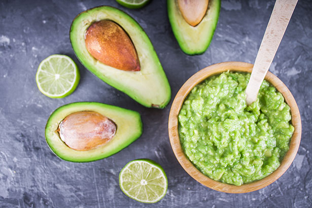 Picture of Lemon and Lime Guacamole - A Great Keto Side.