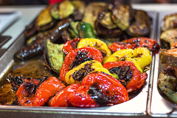 Grilled Veggies Make a Great Keto Side Dish