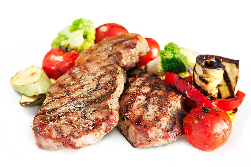 Adequate Protein is Important For Feeling Satiated.