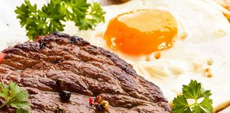 How Does a Diet of Steak and Eggs Affect Our Health?