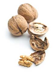 Walnuts Are High in Phenolic Acids.
